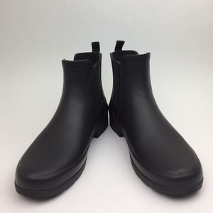 hunter Original' Waterproof Chelsea Rain Boot sz 6